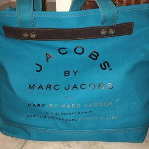 Jacobs by Marc Jacobs Zippered Tote